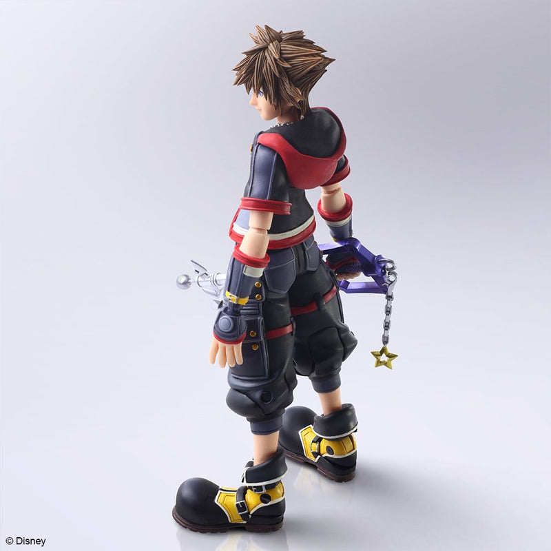 *PRE ORDER* KINGDOM HEARTS 3 BRING ARTS - SORA VER. 2 (ETA FEBRUARY)