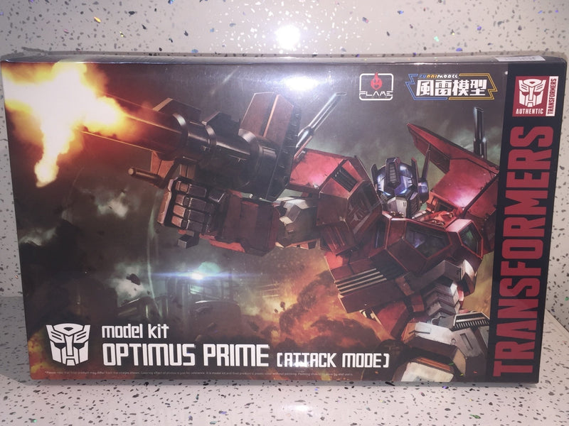 TRANSFORMERS Optimus Prime MODEL KIT