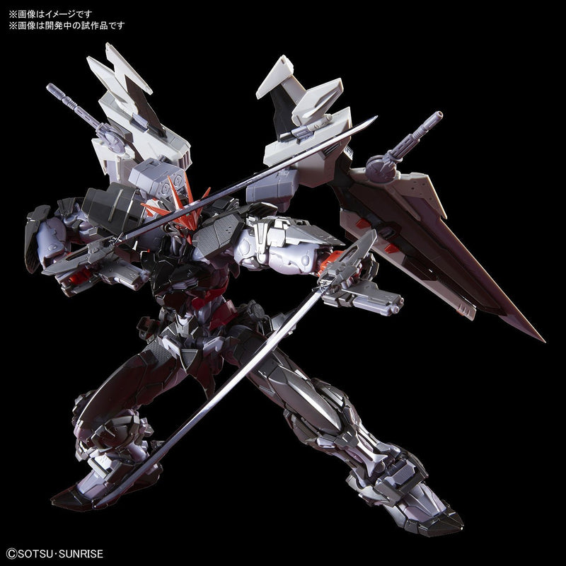 *PRE ORDER* MG GUNDAM ASTRAY NOIR HI RESOLUTION 1/100