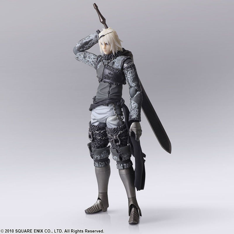 *BACK ORDER* NieR Replicant BRING ARTS - NIER & EMIL SET