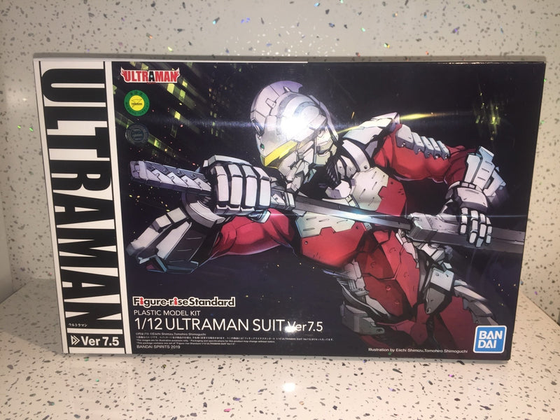 FIGURE RISE ULTRAMAN 1/12 SUIT VER 7.5