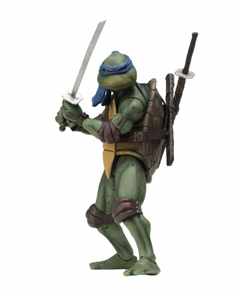 NECA TMNT 1990 MOVIE LEONARDO AF