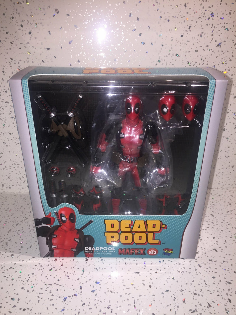 Marvel MAFEX No.082 Deadpool