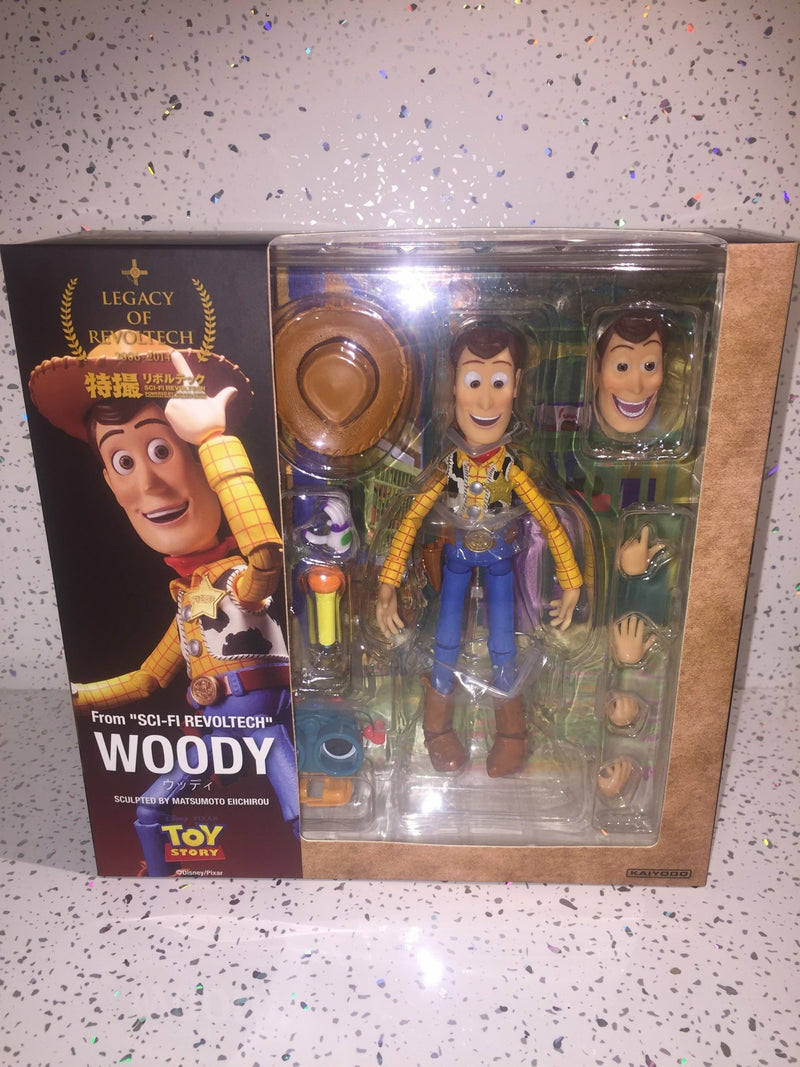 Legacy of Revoltech TOY STORY Woody