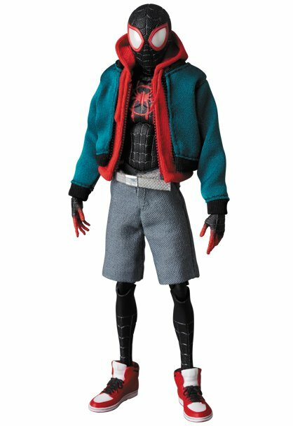 SPIDER-MAN: INTO THE SPIDER-VERSE MAFEX No.107 SPIDER-MAN (Miles Morales) (COMING SOON)