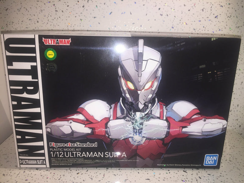 FIGURE RISE ULTRAMAN 1/12 SUIT A
