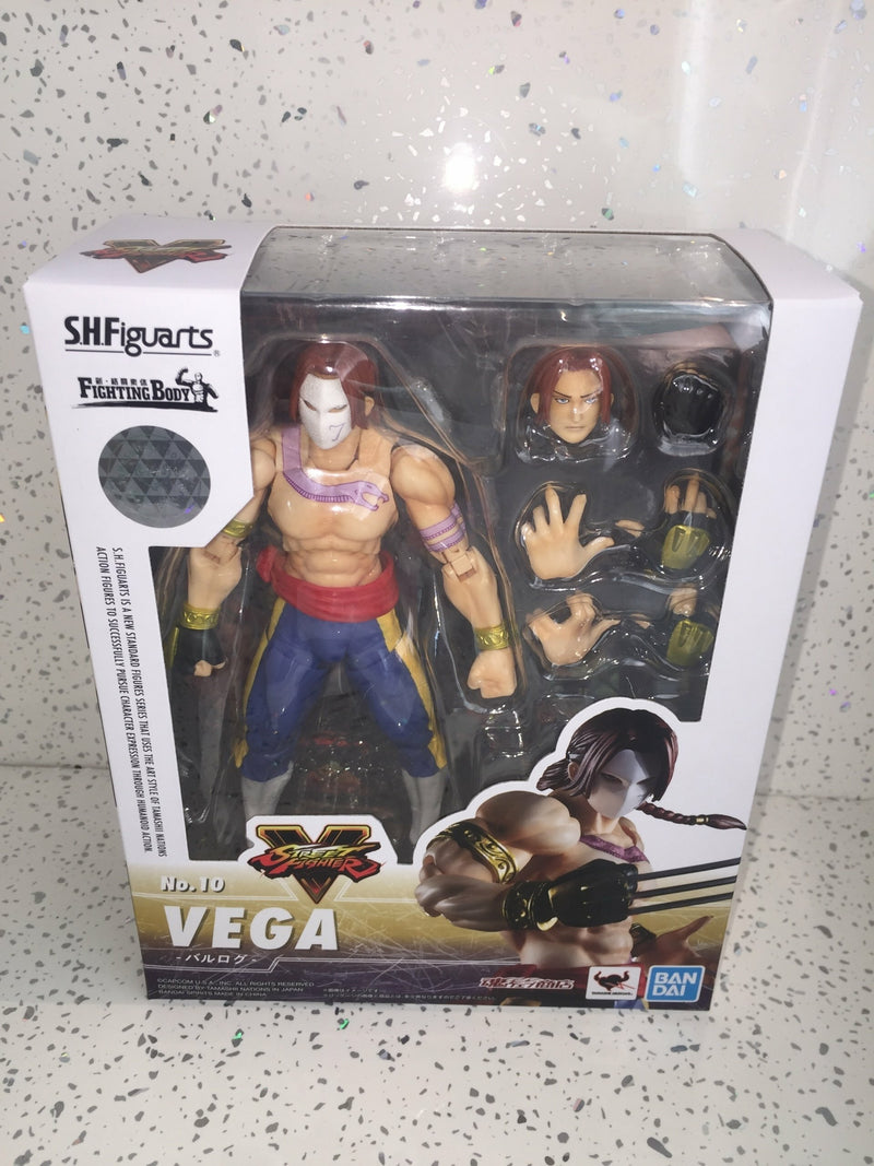 STREET FIGHTER VEGA SH FIGUARTS