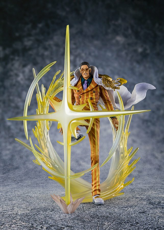 *PRE ORDER* One Piece FiguartsZERO PVC Statue -The Three Admirals- Borsalino (Kizaru) 22 cm (ETA MAY)