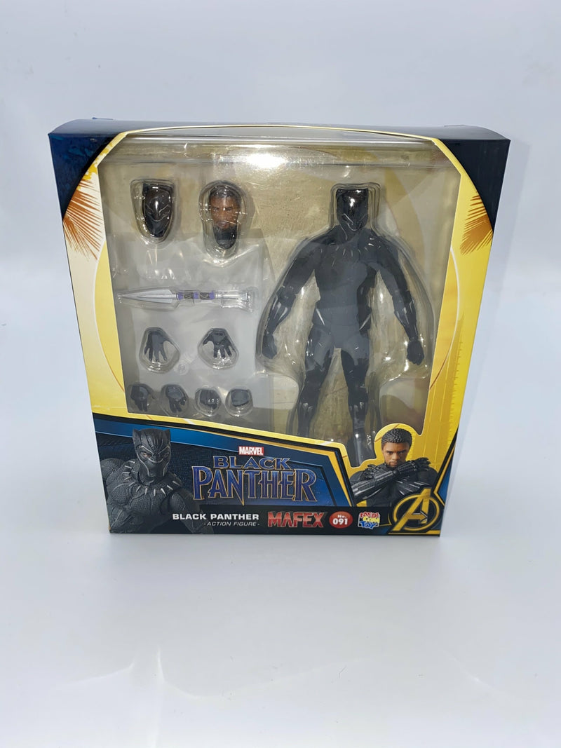 Black Panther MAFEX No.091 Black Panther