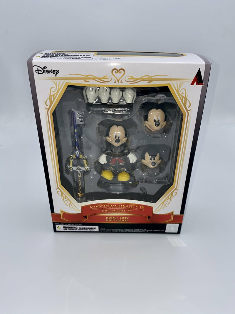 KINGDOM HEARTS III BRING ARTS - Mickey Mouse