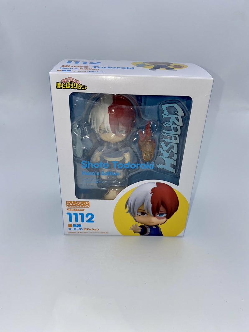 My Hero Academia Nendoroid  Shoto Todoroki: Hero's Edition 10 cm