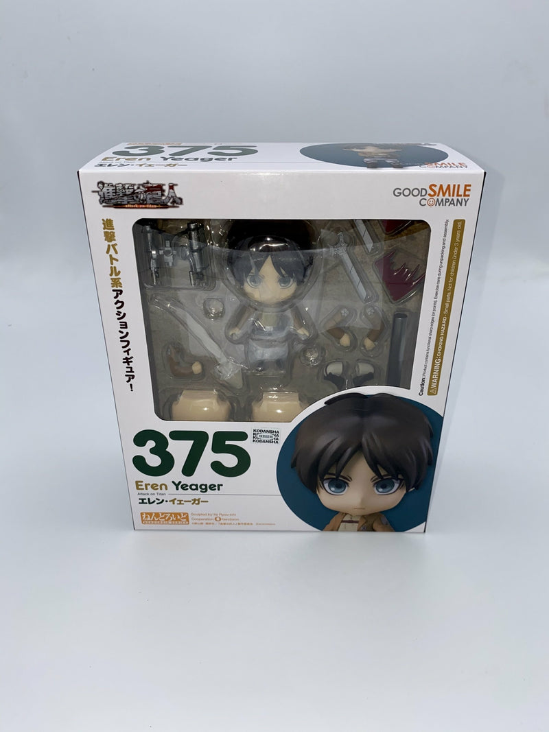 Attack on Titan Nendoroid Eren Yeager 10 cm