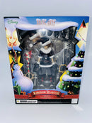 KINGDOM HEARTS II BRING ARTS-  Sora Christmas Town Ver