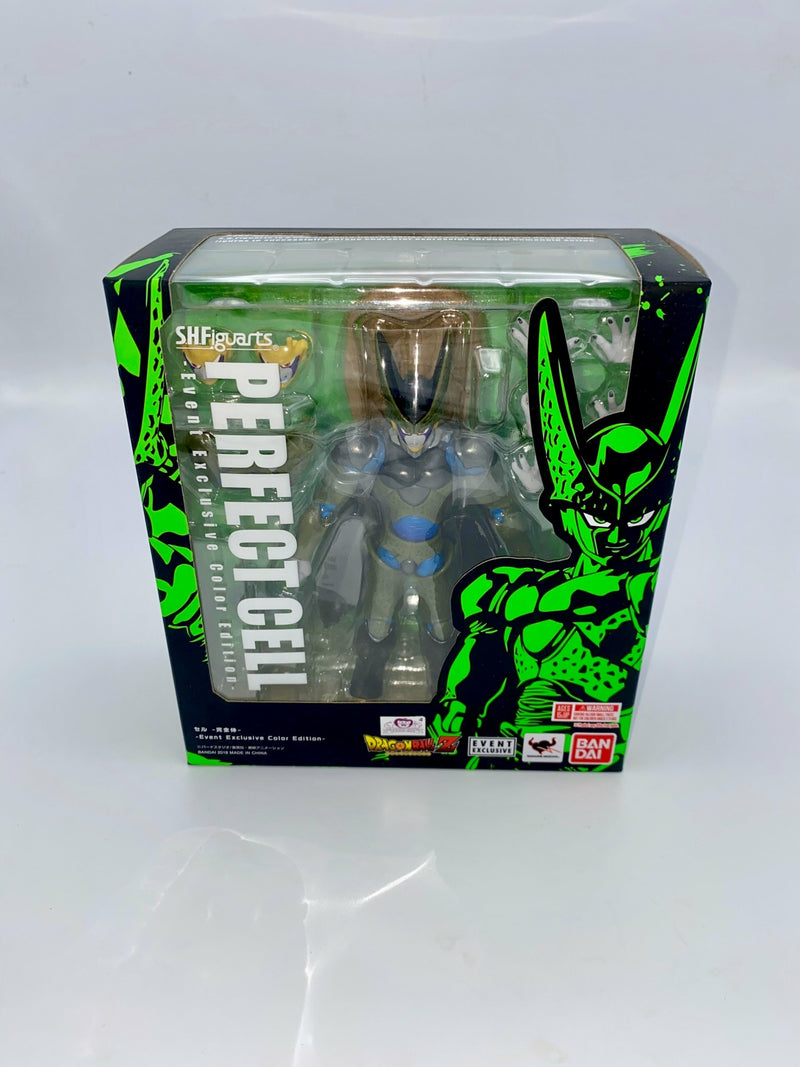 DRAGONBALL Z Perfect Cell Event Exclusive colour Edition 2018 S.H.FIGUARTS