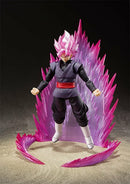 *BACK ORDER* DRAGONBALL SUPER GOKU BLACK - SUPER SAIYAN ROSE Exclusive Color Edition S.H.FIGUARTS