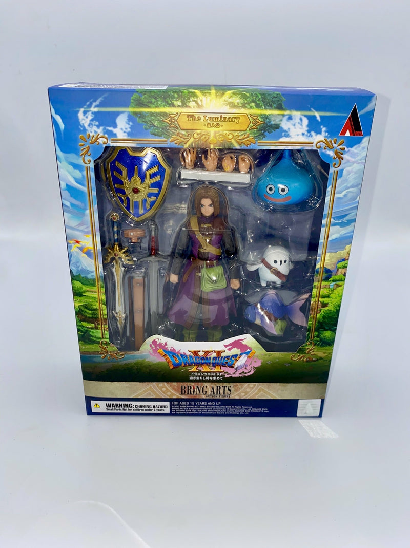 Dragon Quest XI Echoes of an Elusive Age Bring Arts Luminary 15cm