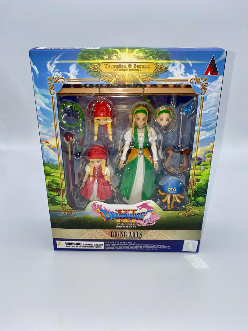 Dragon Quest XI Echoes of an Elusive Age Bring Arts Veronica & Serena