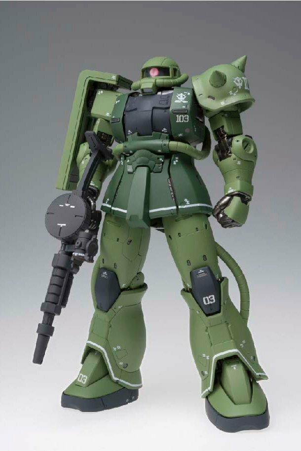 *PRE ORDER* Mobile Suit Gundam: The Origin GFFMC MS-06C Zaku II Type C (COMING SOON)
