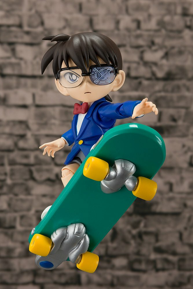 Case Closed S.H. Figuarts Conan Tracking Ver.