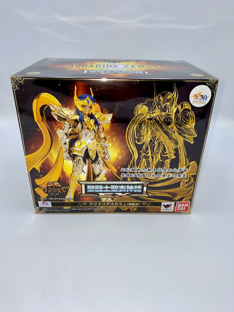 Saint Seiya SOUL OF GOLD AQUARIUS CAMUS  18 cm