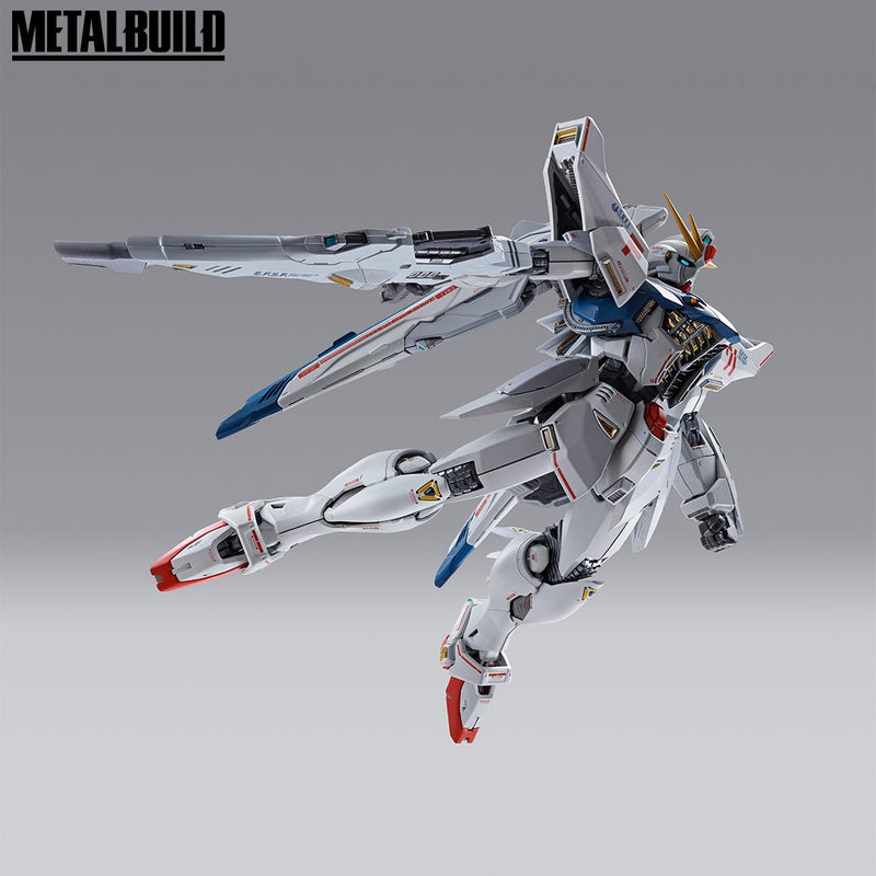 *PRE ORDER* METAL BUILD GUNDAM F91 CHRONICLE WHITE Ver. (ETA APRIL)