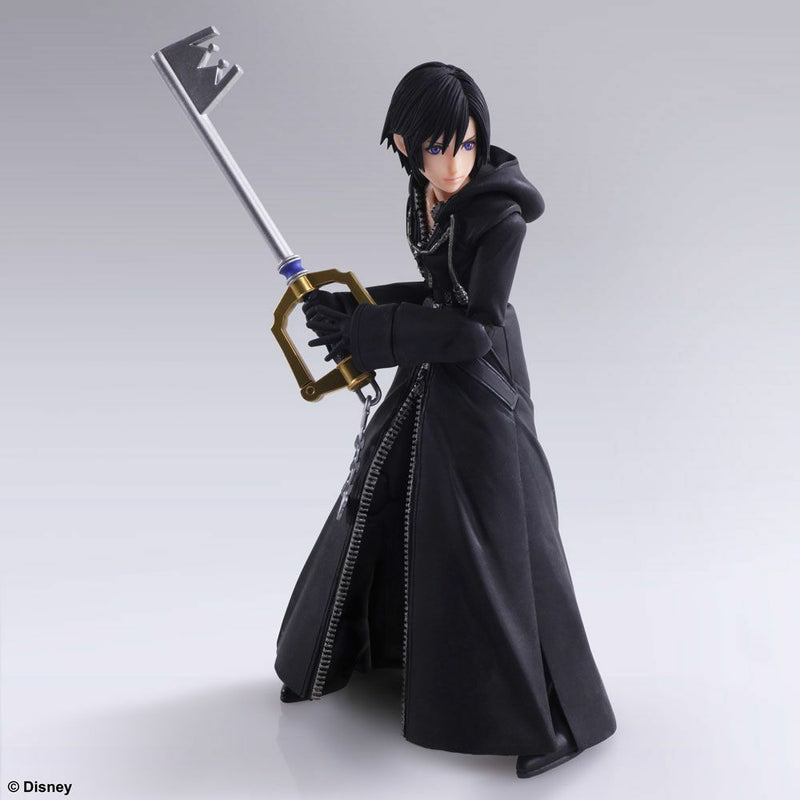*PRE ORDER* KINGDOM HEARTS III BRING ARTS - XION (ETA JUNE)