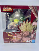 DRAGONBALL ZERO SS BROLY BURNING BATTLE