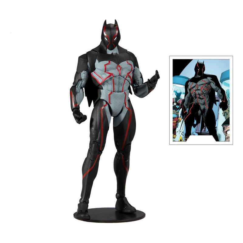 *PRE ORDER* McFarlane Toys DC Multiverse Omega (Last Knight on Earth) Build-A Parts for 'Bane' Figure (ETA FEBRUARY)