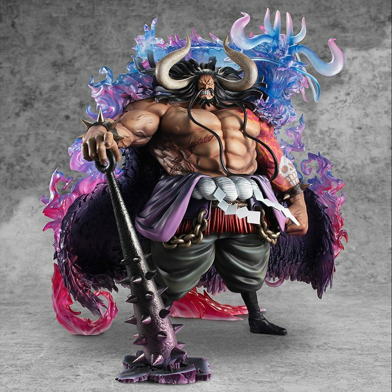 *PRE ORDER* One Piece Portrait Of Pirates WA-MAXIMUM PVC Statue Kaido the Beast 38 cm (ETA NOVEMBER)