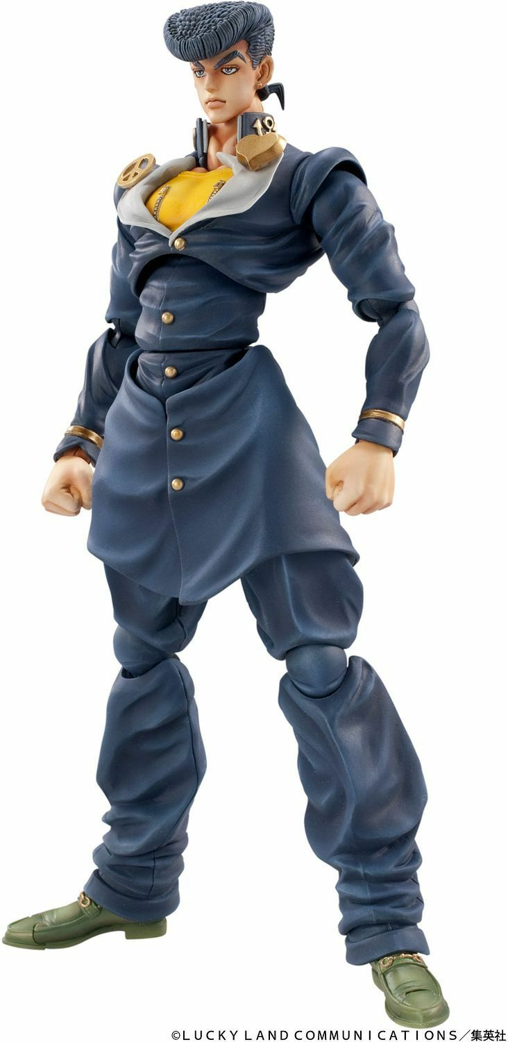 JoJo's Bizarre Adventure: Part 4 - Diamond Is Unbreakable: Josuke Higashikata
