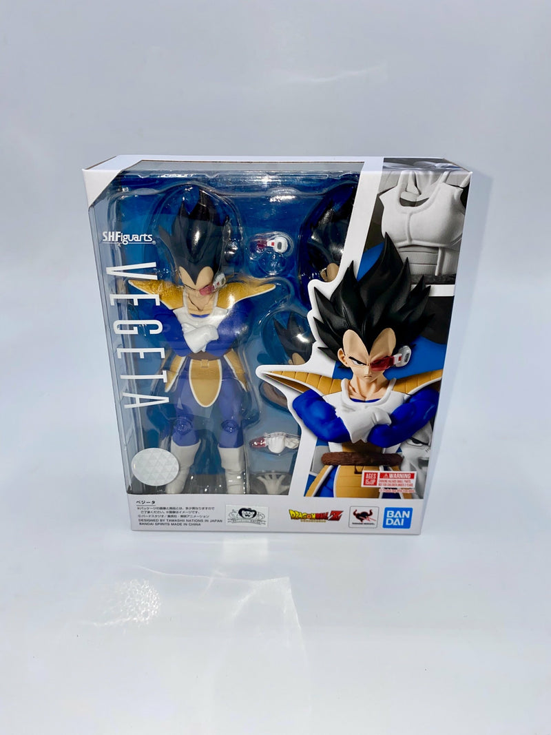 Dragonball Z SH Figuarts Action Figure Vegeta