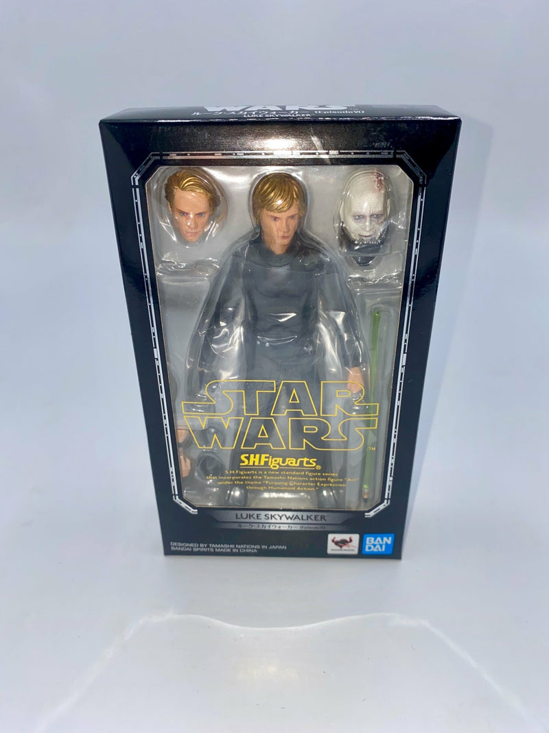 Star Wars (EPISODE VI) LUKE SKYWALKER S.H.Figuarts