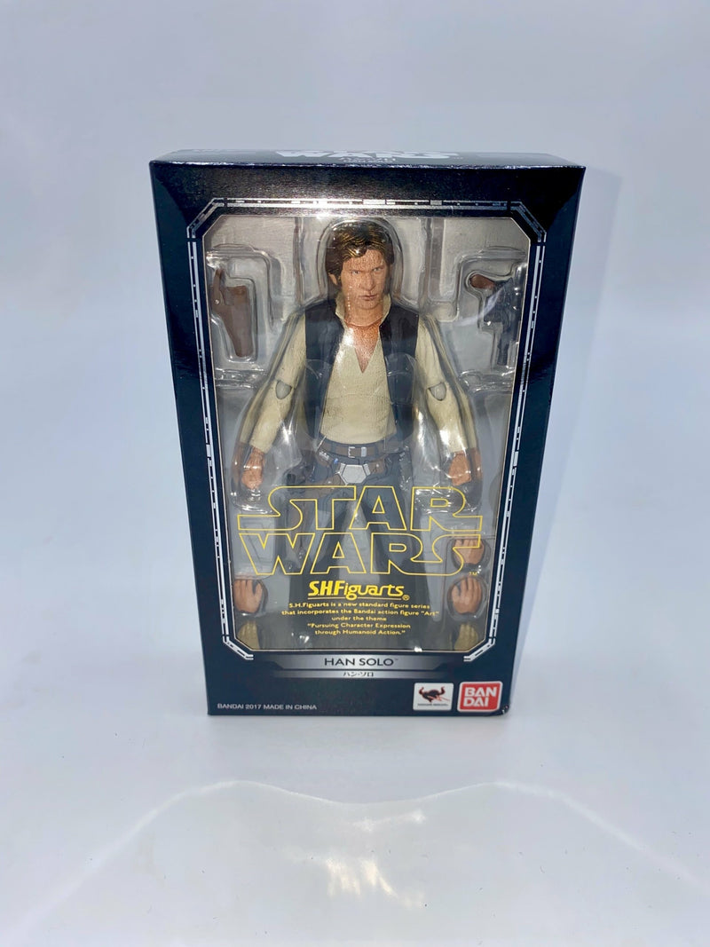 Star Wars (New Hope) Han Solo S.H.Figuarts