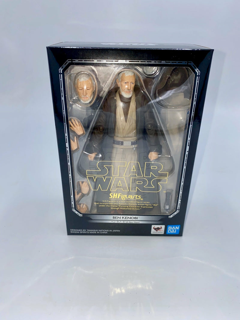 Star Wars (New Hope) Ben Kenobi S.H.Figuarts