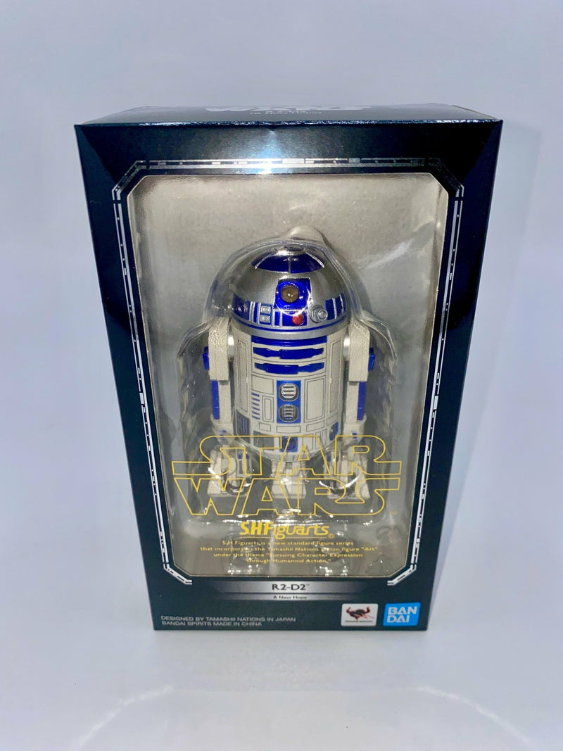 Star Wars (New Hope) R2-D2 S.H.Figuarts