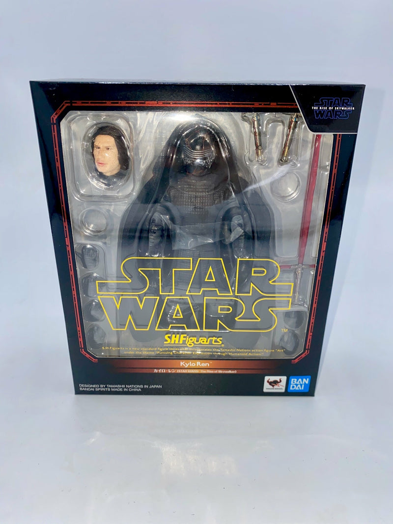 Star Wars (Rise of Skywalker) Kylo Ren S.H.Figuarts