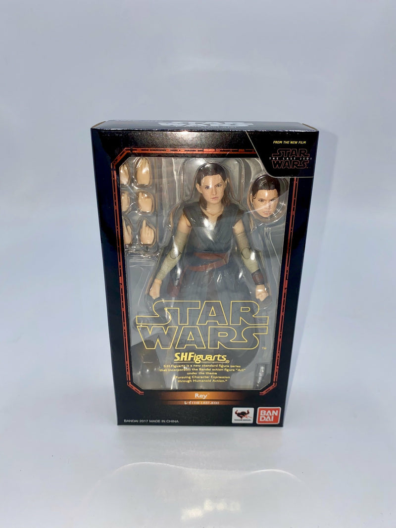 Star Wars (The Last Jedi) Rey S.H.Figuarts
