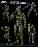 HALO 1/12 MASTER CHIEF MJOLNIR MARK V Action Figure