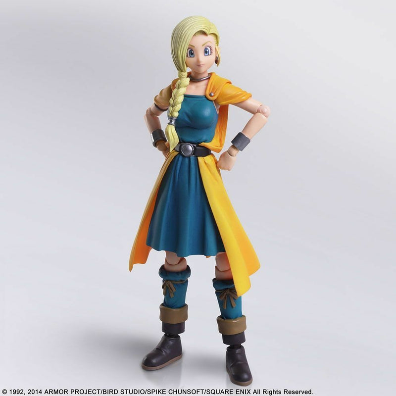 *PRE ORDER* DRAGON QUEST V HAND OF THE HEAVENLY BRIDE: BRING ARTS BIANCA (ETA JULY 2020)