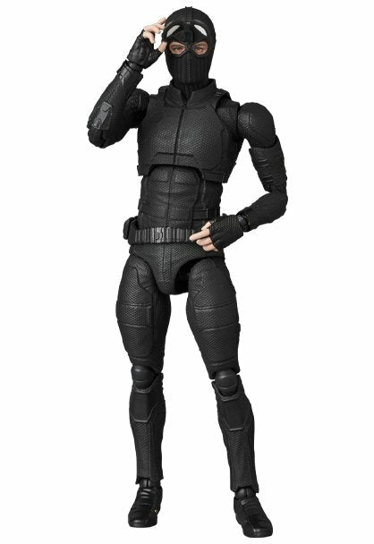 *PRE ORDER* Spider-Man: Far from home MAFEX No.125 Spider-Man Stealth Suit (ETA NOVEMBER 2020)