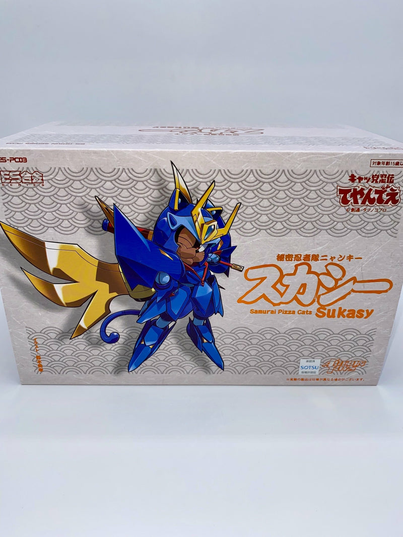 ES GOKIN SAMURAI PIZZA CATS SUKASHI / GUIDO