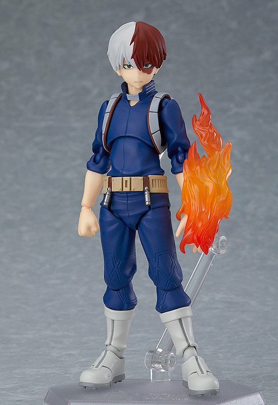 *PRE ORDER* My Hero Academia Figma Shoto Todoroki (ETA OCTOBER)