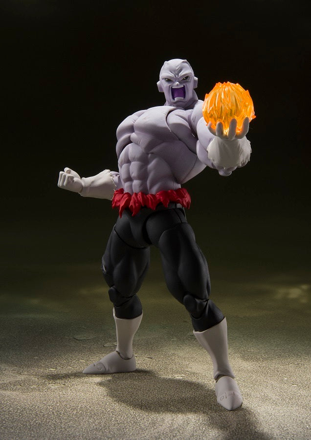 *PRE ORDER* DRAGONBALL SUPER JIREN FULL POWER S.H.FIGUARTS (ETA OCTOBER 2020)