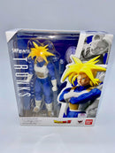 Dragonball Z Super Saiyan Trunks SH Figuarts