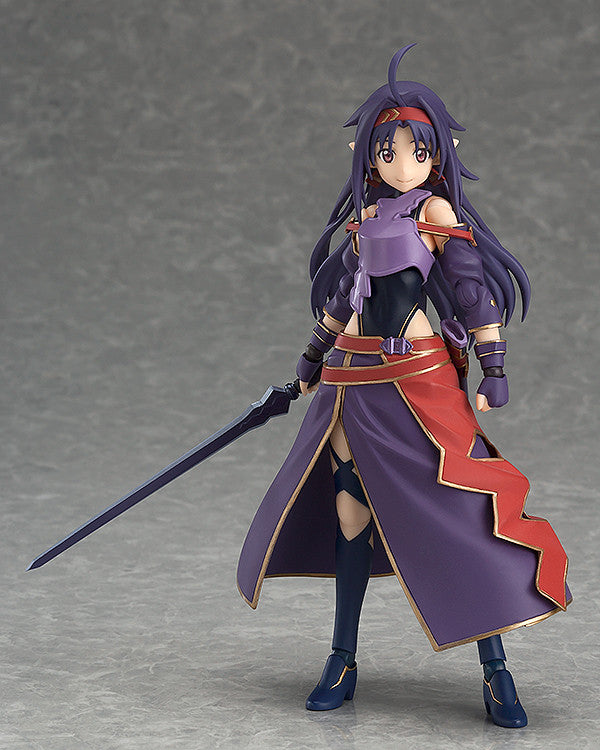 *PRE ORDER* Sword Art Online Alicization: War of Underworld figma Yuuki (ETA AUGUST)