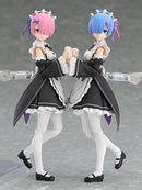 *PRE ORDER*  Re:ZERO -Starting Life in Another World Figma Rem (ETA APRIL)