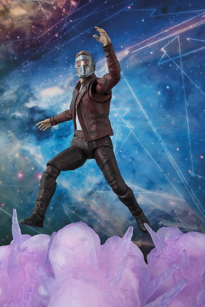Guardians Of The Galaxy VOL.2 STAR LORD SH Figuarts