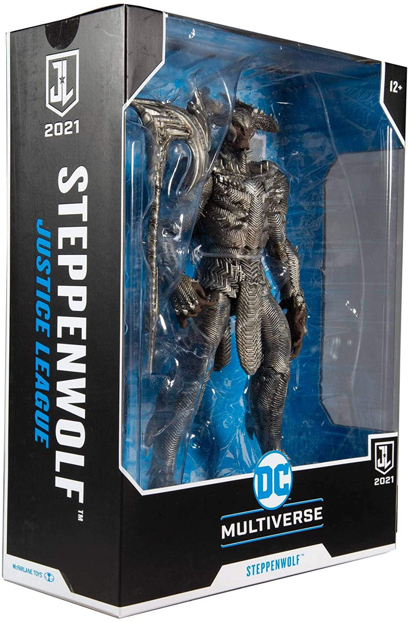 *PRE ORDER* McFarlane Toys DC Justice League Movie Steppenwolf Mega Action Figure (ETA JULY)