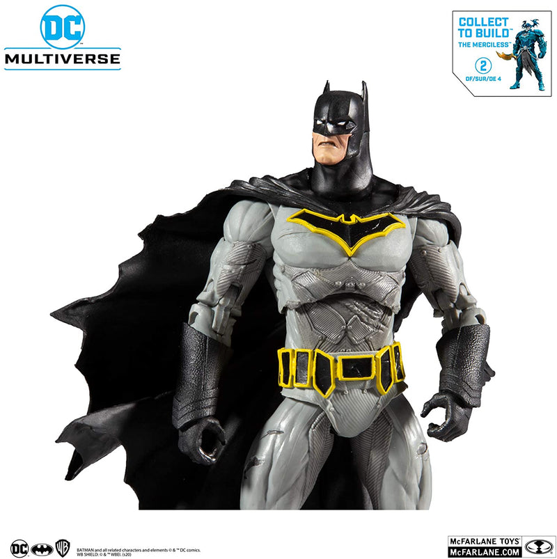 McFarlane Toys DC Multiverse Batman (Dark Nights: Metal) Build-A Parts for 'The Merciless' Figure