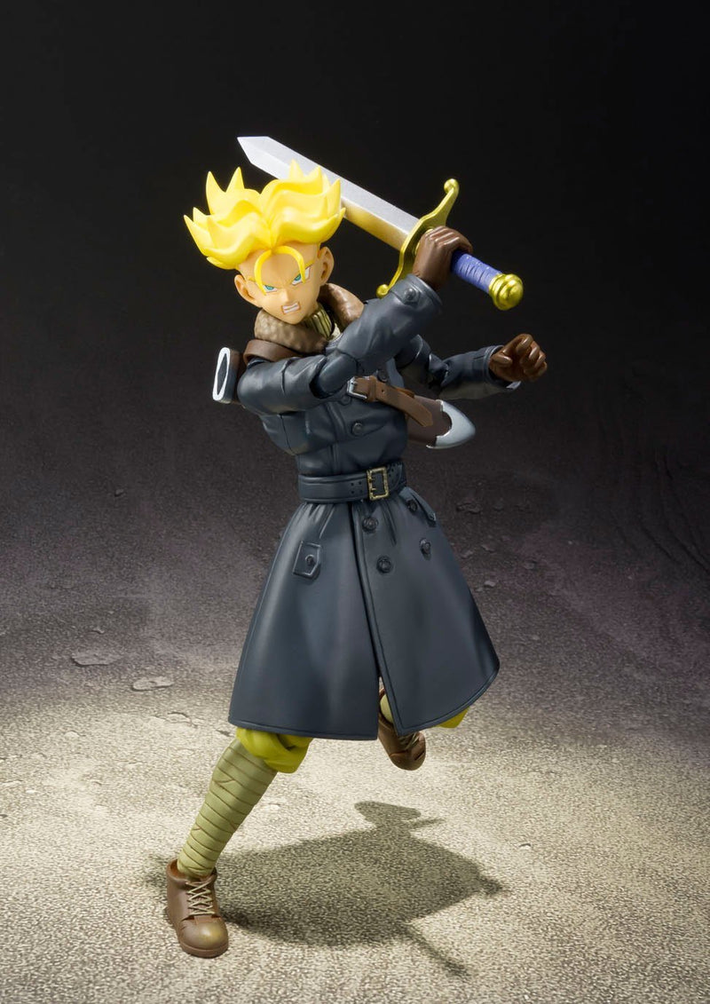 DRAGONBALL XENOVERSE TRUNKS FIGUARTS